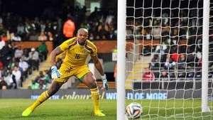 Mira el sospechoso gol en contra del arquero de Nigeria Video: