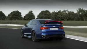 Video: Audi A3 clubsport quattro concept Video: