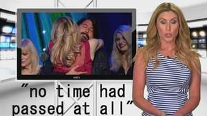 Dave Grohl Says Courtney Love Hug was