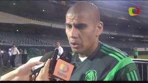 Carlos Salcido jugará en donde se lo pida Miguel Herrera Video: