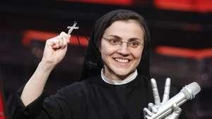 La monja Cristina gana el
