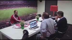 Jugadores del Ajax sufrieron fea broma con nueva camiseta Video: