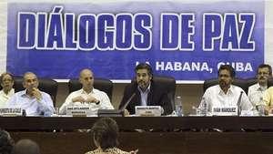 Víctimas del conflicto colombiano irán a los diálogos de paz Video: