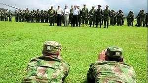 Colombia inicia proceso de paz con ELN Video: