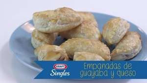 Un Verano Inolvidable: Empanadas de guayaba y queso Video: