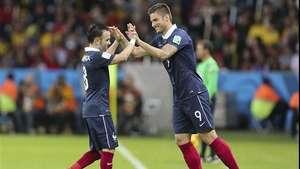 3D: Francia debuta goleando a Honduras por 3 a 0 Video: