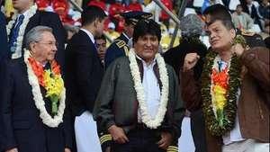 Evo Morales pide eliminar Consejo de Seguridad de ONU Video: