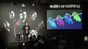 Nike-Adidas, duelo de gigantes en el Mundial Video: