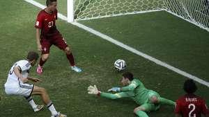 3D: Alemania golea a Portugal con triplete de Mueller Video: