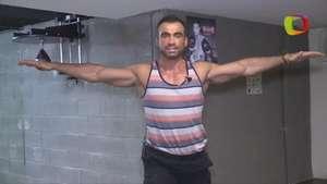 Aprende a tonificar el cuerpo, Diego Di Marco te dice cómo Video: