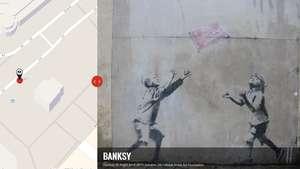 La buena noticia: Localizar lo mejor del street art en Google ya es posible Video: