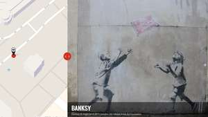 La buena noticia: Localizar lo mejor del street art en Google ya es posible Video: