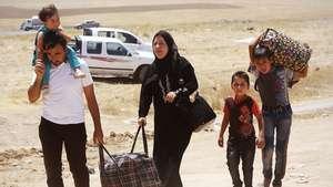 Cómo viven las decenas de millones de desplazados del mundo Video: