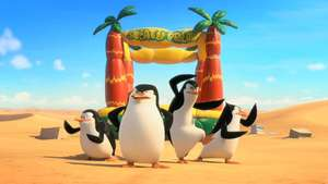 Revelan trailer de 'Los pingüinos de Madagascar' Video: