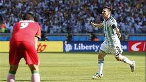 Argentina clasifica con gol agónico de Messi Video: