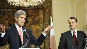 Kerry llega a Irak en pleno avance rebelde Video: