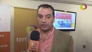 Iván Marchant destaca crecimiento de inversión publicitaria en internet Video: