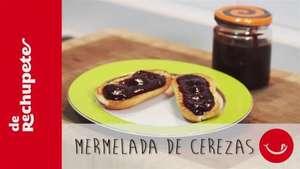 Receta de mermelada de cerezas  Video:
