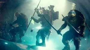 Revelan nuevo trailer de 'Las Tortugas Ninja' Video: