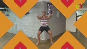 Diego Di Marco te enseña a ejercitar brazos Video: