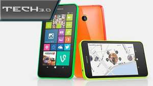Nuevo Nokia Lumia 630 con Windows 8.1 - Tech 3.0 #20 Video: