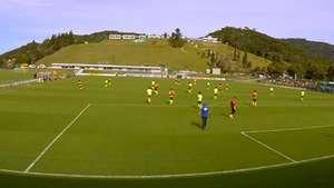 El entrenamiento de Brasil en 1 minuto Video: