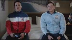 Kramer de nuevo! Ahora Alexis con Messi y CR7 Video: