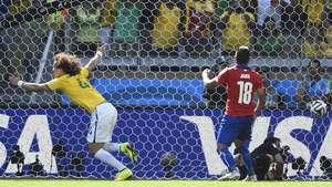 3D: Reviva los goles del partido entre Brasil y Chile Video: