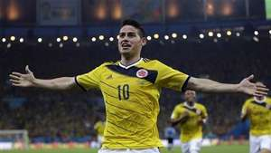 La Colombia de James elimina a Uruguay Video: