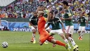 3D: México pierde contra Holanda y para de nuevo en octavos Video: