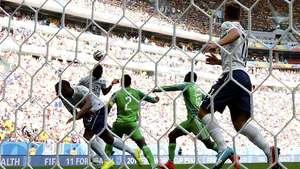 3D: Francia vence a Nigeria 2-0 y pasa a cuartos de final Video: