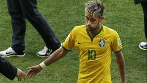 Neymar se recupera y jugará los cuartos Video: