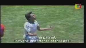 El golazo de Negrete en México 1986 Video: