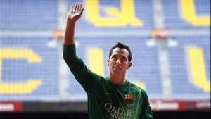 Bravo dice que llega al Barça para