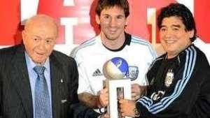 Murió Alfredo Di Stéfano, el mejor jugador de la historia del fútbol Video: