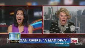VIDEO: Joan Rivers Storms off CNN! Video: