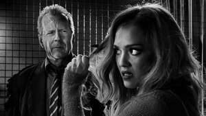 Jessica Alba se vuelve loca en 'Sin City: A Dame to Kill For' Video:
