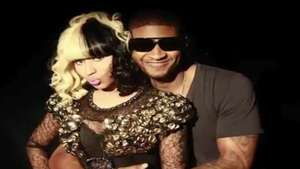 Usher estrena tema junto con Nicki Minaj y Pharrell Williams Video: