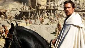 Tráiler de 'Exodus: Gods and Kings', con Christian Bale Video: