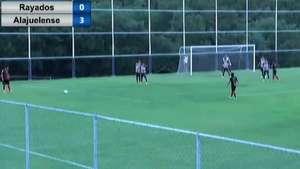 Amistoso, Rayados de Monterrey 0-3 Liga Deportiva Alajuelense Video: