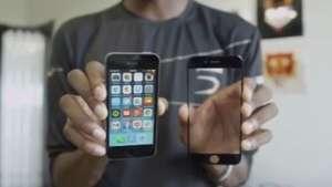 Pantalla de zafiro de iPhone 6 demuestra su resistencia Video: