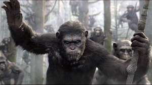 'Dawn of the Planet of the Apes' invade los cines de EE.UU. Video: