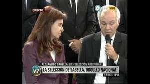 Sabella con CFK:
