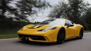 Video: Sonido Novitec Rosso Ferrari 458 Speciale Video: