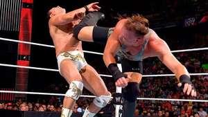 RAW: Rob Van Dam se estrella ante Del Río Video: