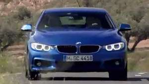 BMW apuesta en su Serie 4 Gran Coupé Video: