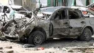 Atentado suicida deja más de 40 muertos en Afganistán Video: