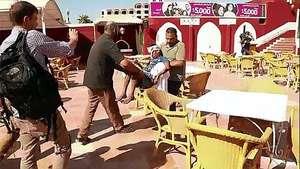 Niños palestinos mueren en bombardeo israelí Video: