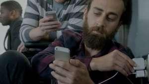 Samsung se burla del iPhone en un anuncio Video: