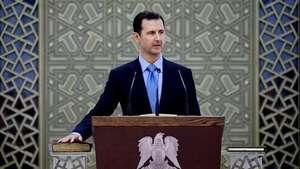 Bashar Al Asad asume tercer período como presidente sirio Video: